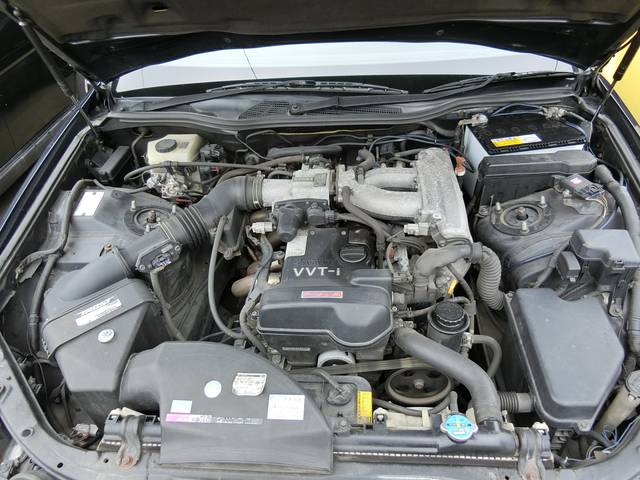 トヨタ アリスト S300ベルテックスエディション19AW