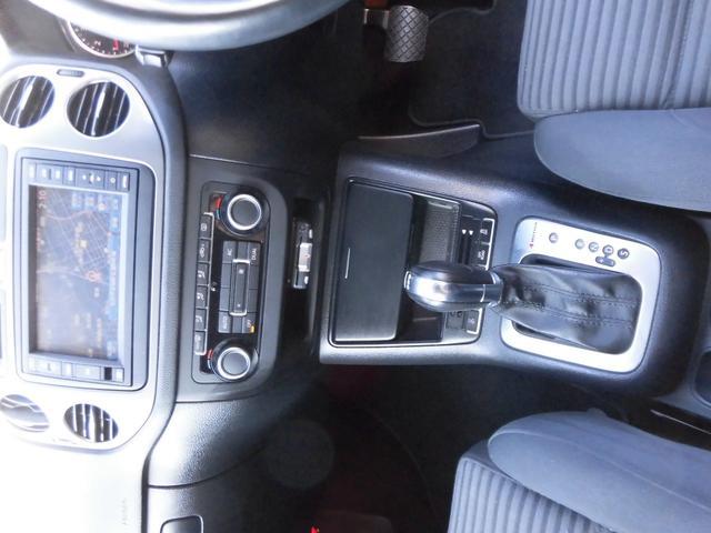フォルクスワーゲン VW ティグアン Rラインナビエアロ 4WDインタークーラーターボ