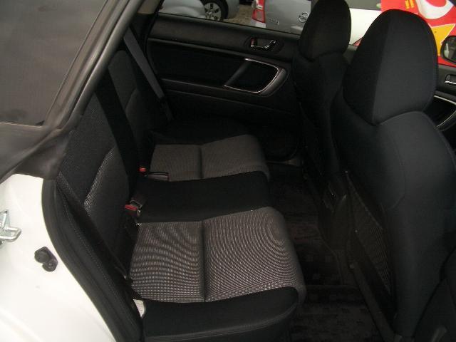 スバル レガシィツーリングワゴン 2.0i 4WD 純正アルミ