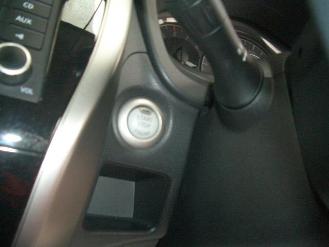 エンジンスタートプッシュボタンです