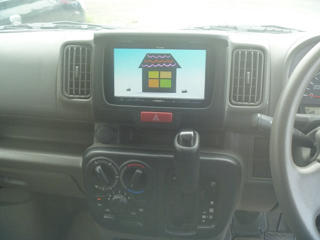 DX GLパッケージ 4WD ワンオーナー車 前記録簿 フルセグTVナビ ETC(17枚目)