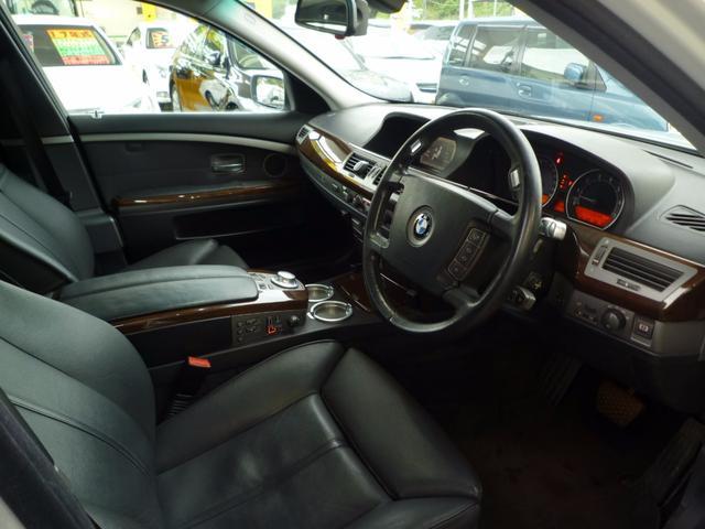 BMW BMW 745i キーレス ETC 純正19AW HID サンルーフ