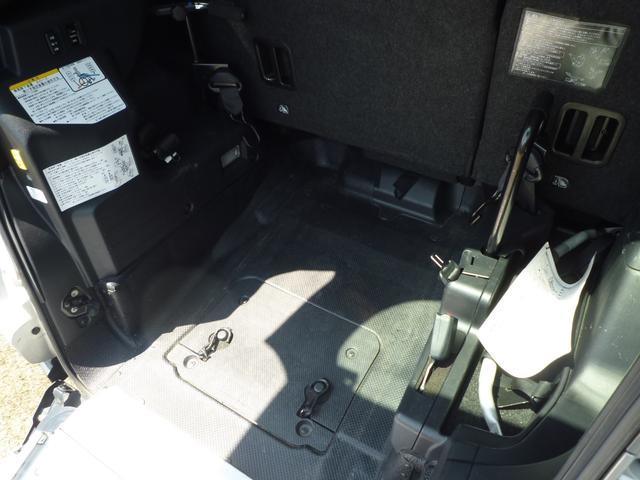 X 車椅子仕様車タイプ1 福祉車両 固定装置付き キーレス(16枚目)