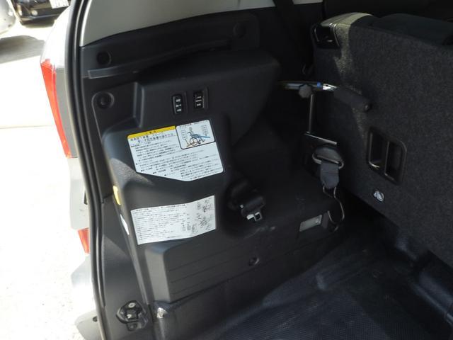 X 車椅子仕様車タイプ1 福祉車両 固定装置付き キーレス(17枚目)