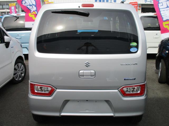 HYBRID FX オーディオ搭載車(3枚目)