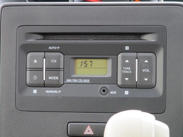 HYBRID FX オーディオ搭載車(9枚目)