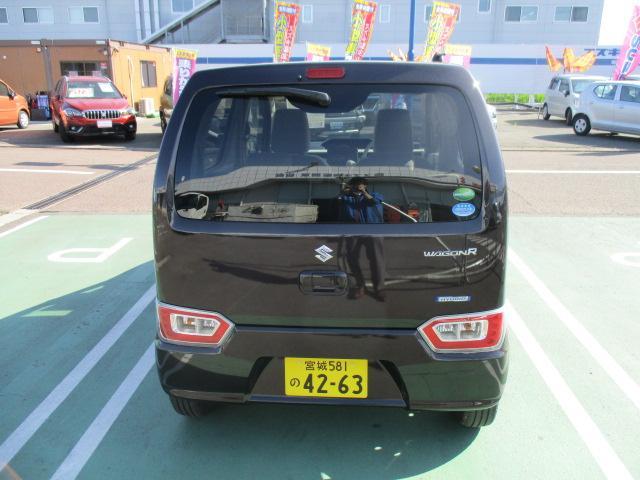 HYBRID FX オーディオ 横滑り防止システム搭載車(7枚目)