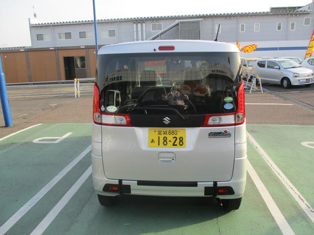 車いす移動車 レーダーブレーキサポート オーディオ搭載車(7枚目)