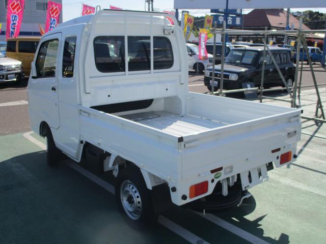 スーパーキャリイ X 5MT 4WD リクライニング可能(7枚目)