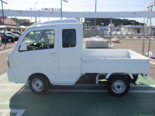 スーパーキャリイ X 5MT 4WD リクライニング可能(8枚目)