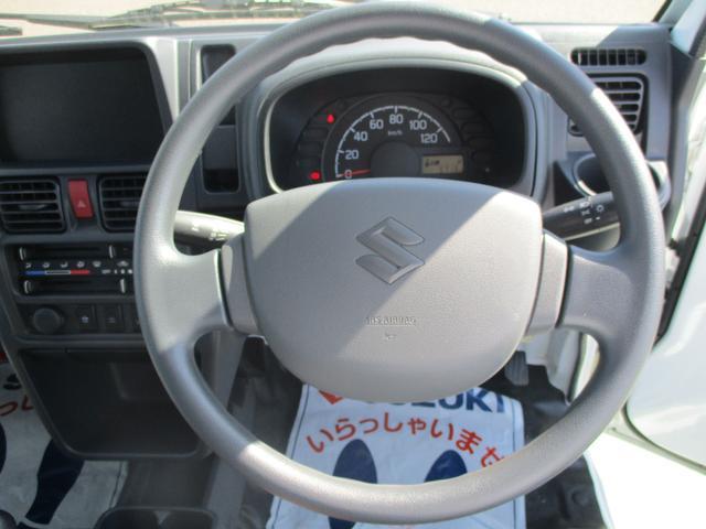 スーパーキャリイ X 5MT 4WD リクライニング可能(10枚目)