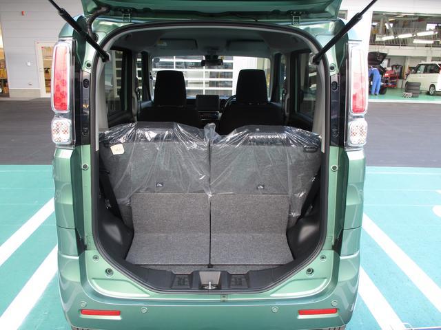 大きな荷物も積み込み可能です!!