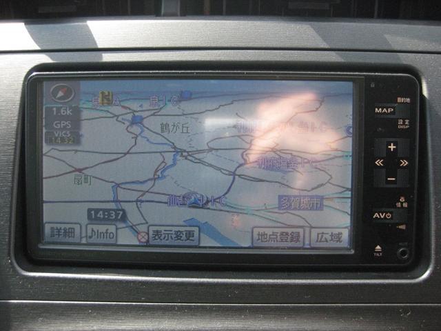 トヨタ プリウス S ナビ地デジ バックカメラ ETC プッシュスタート