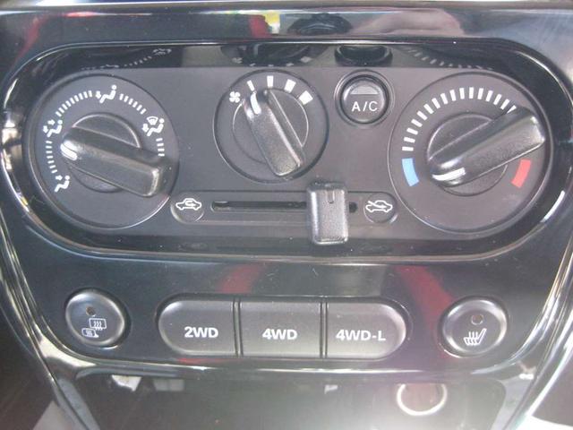 クロスアドベンチャー レザーシート シートヒーター 16AW(7枚目)