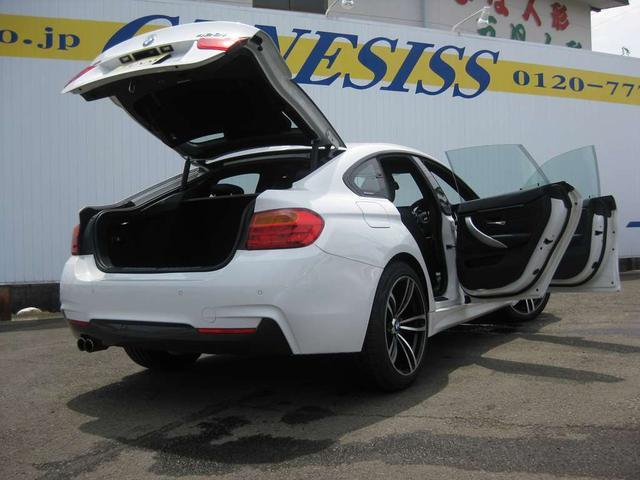 420i xDriveグランクーペ Mスポーツ 4WD・ナビ・Bカメラ 19インチアルミ(3枚目)