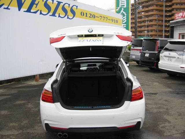 420i xDriveグランクーペ Mスポーツ 4WD・ナビ・Bカメラ 19インチアルミ(17枚目)