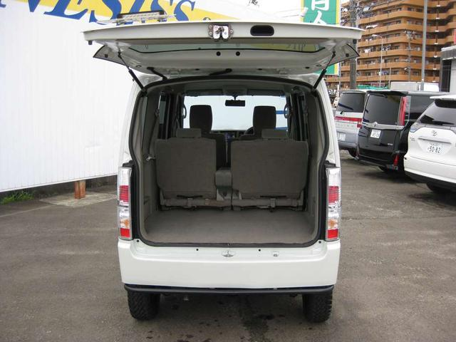 PZターボスペシャル 4WD リフトアップ ナビ・地デジ・両側電動スライドドア(13枚目)