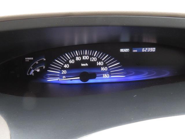 トヨタ エスティマハイブリッド ベースグレード4WD