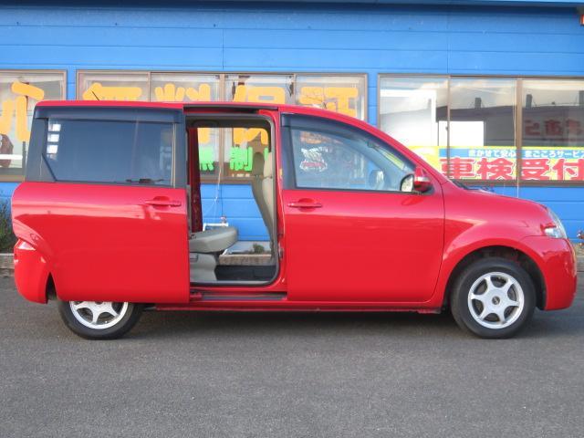 トヨタ シエンタ X4WD