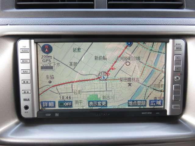トヨタ bB S Qバージョン HDDナビ キーレス 純正AW