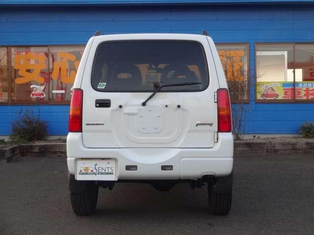 スズキ ジムニー XC 4WD アルミ付