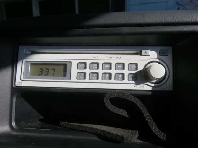 CDデッキ付きです(^^)快適に音楽聞きながら運転できます(^_-)-☆