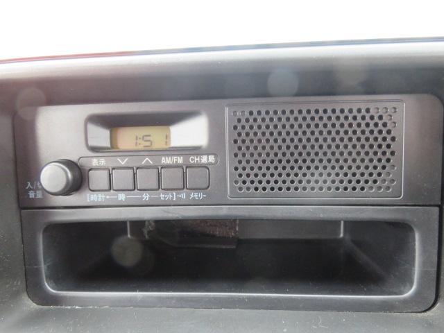 純正ラジオデッキ♪