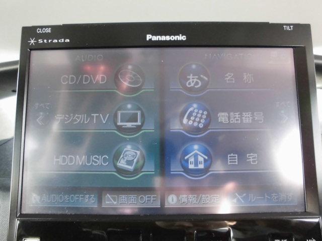 ダイハツ ムーヴ カスタム Xリミテッド 社外HDDナビ ETC アルミ
