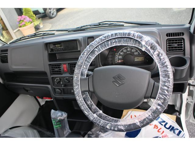 KCエアコン・パワステ 4WD オートマ(17枚目)