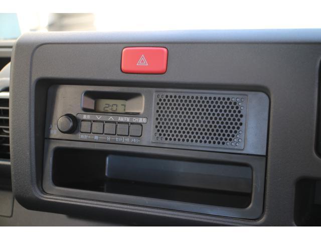 TB AC・PS・5MT・純正ラジオ・切替式4WD・荷台マット・運転席エアバック(18枚目)