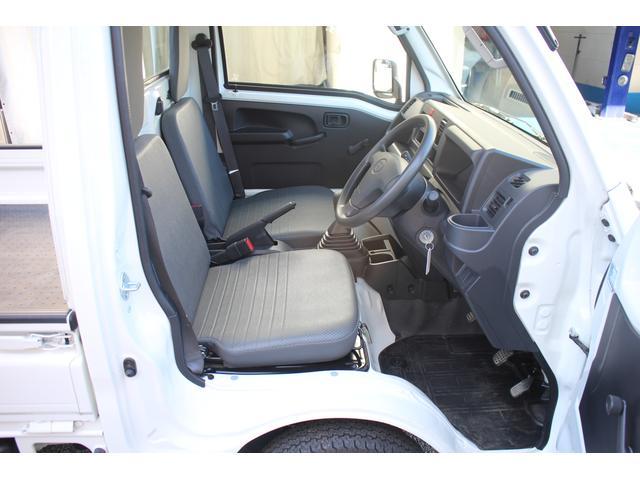 TB AC・PS・5MT・純正ラジオ・切替式4WD・荷台マット・運転席エアバック(24枚目)