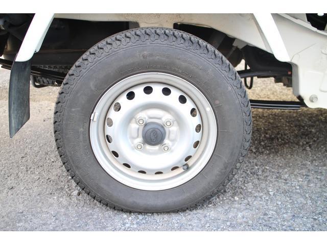 TB AC・PS・5MT・純正ラジオ・切替式4WD・荷台マット・運転席エアバック(29枚目)