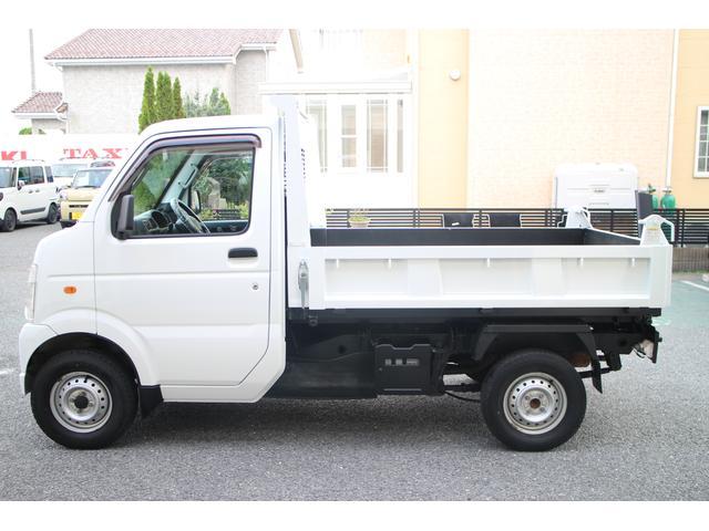 ダンプ AC・PS・MT・ETC・純正ラジオ・切替式4WD(13枚目)