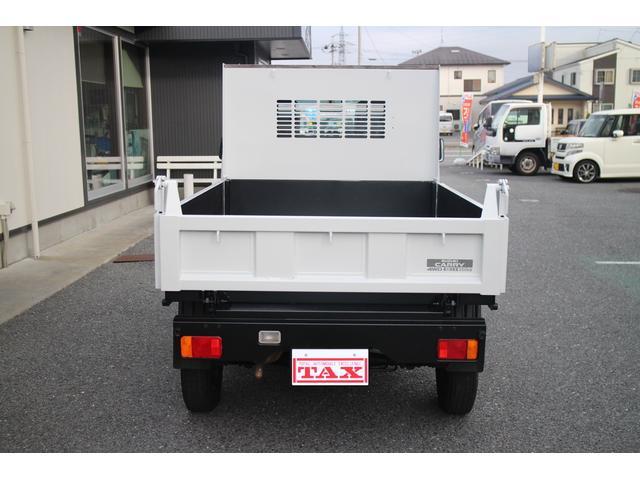 ダンプ AC・PS・MT・ETC・純正ラジオ・切替式4WD(14枚目)