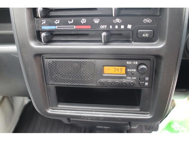 ダンプ AC・PS・MT・ETC・純正ラジオ・切替式4WD(22枚目)