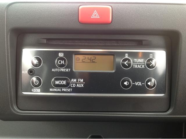 ダイハツ ハイゼットトラック ジャンボ 4WD CD付き