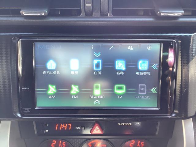 GT オートマ ユーザー買取車 フルセグ ナビ バックカメラ Bluetooth HDMI スマートキー プッシュスタート HID フォグランプ 純正17インチAW(36枚目)