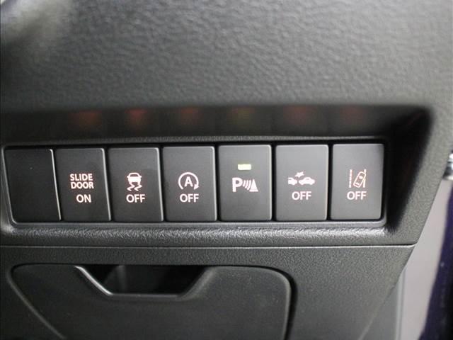 ハイブリッドMV登録済未使用車コンパクトカー両側スライドドア(11枚目)