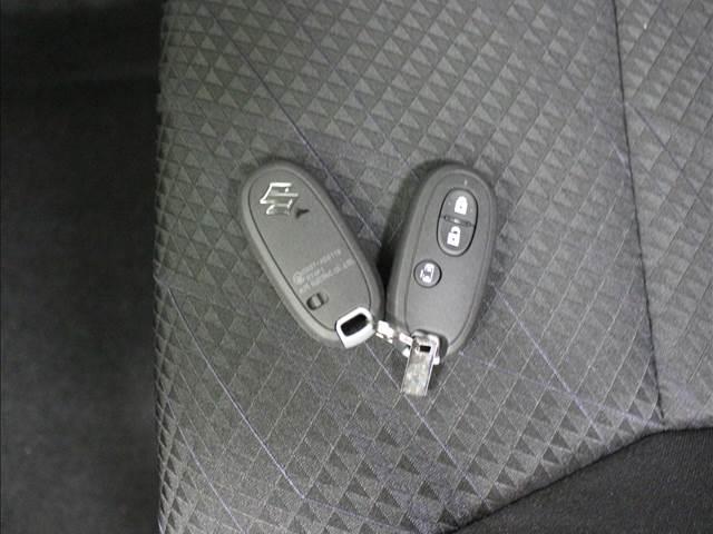 ハイブリッドMV登録済未使用車コンパクトカー両側スライドドア(19枚目)