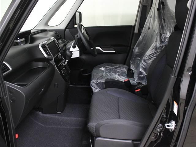 ハイブリッドMV登録済未使用車コンパクトカー両側スライドドア(3枚目)