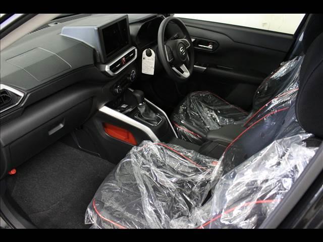 G 4WD 衝突軽減ブレーキサポート 登録済未使用車(12枚目)