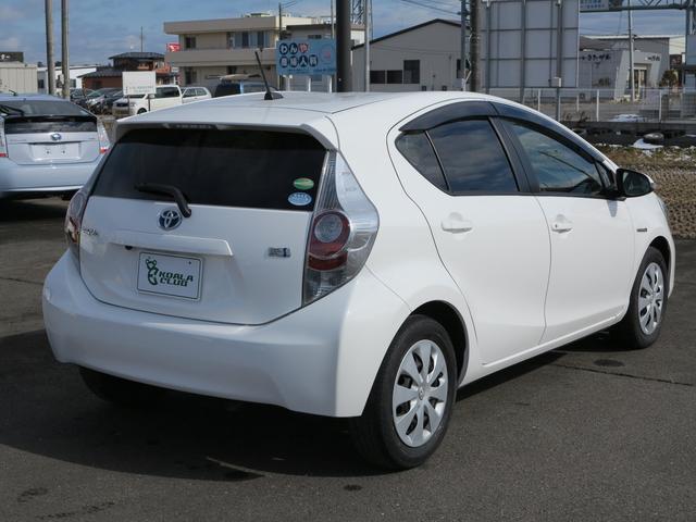 「トヨタ」「アクア」「コンパクトカー」「宮城県」の中古車6