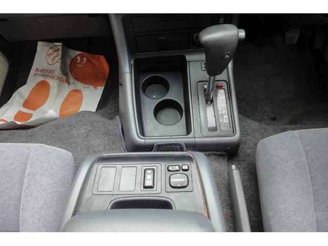 トヨタ レジアスエースバン キャンピング 4WD 3.0DT