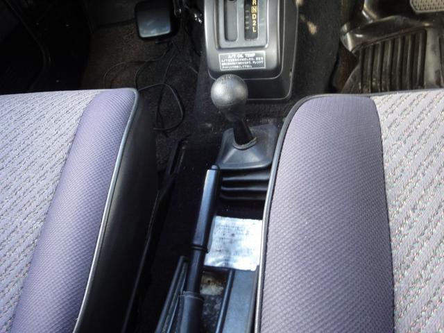ワイルドウインドリミテッド 3AT 4WD エアコンパワステ(11枚目)