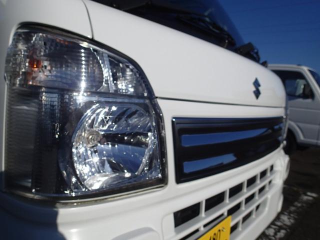 スズキ キャリイトラック KX 4WD パワーウィンド キーレス