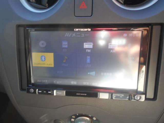 X Four 4WD インテリキー 社外ナビ 地デジ ETC(4枚目)