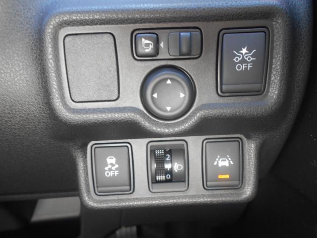 X Four 4WD インテリキー 社外ナビ 地デジ ETC(14枚目)