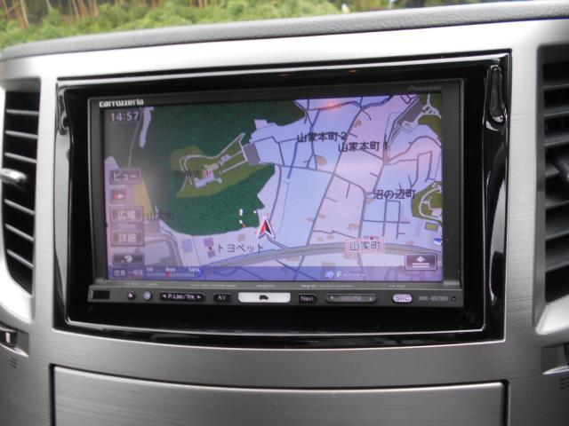 2.5i アイサイト 4WD 外ナビ ETC TV Pシート(4枚目)
