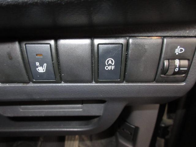 X FOUR 4WD シートヒーター AW アイドリングストップ スマートキー(13枚目)