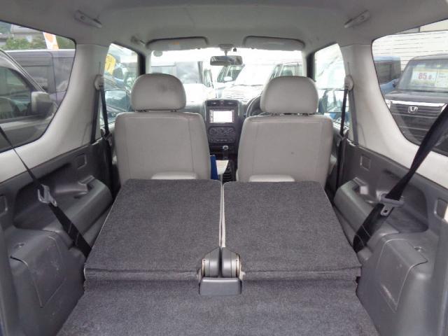 ランドベンチャー MT リフトアップ 社外アルミ 4WD キーレス シートヒーター ETC(13枚目)